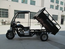 250cc Motorized Driving Type Three Wheel Motorcycle With Rain Cover High Quality For Sale