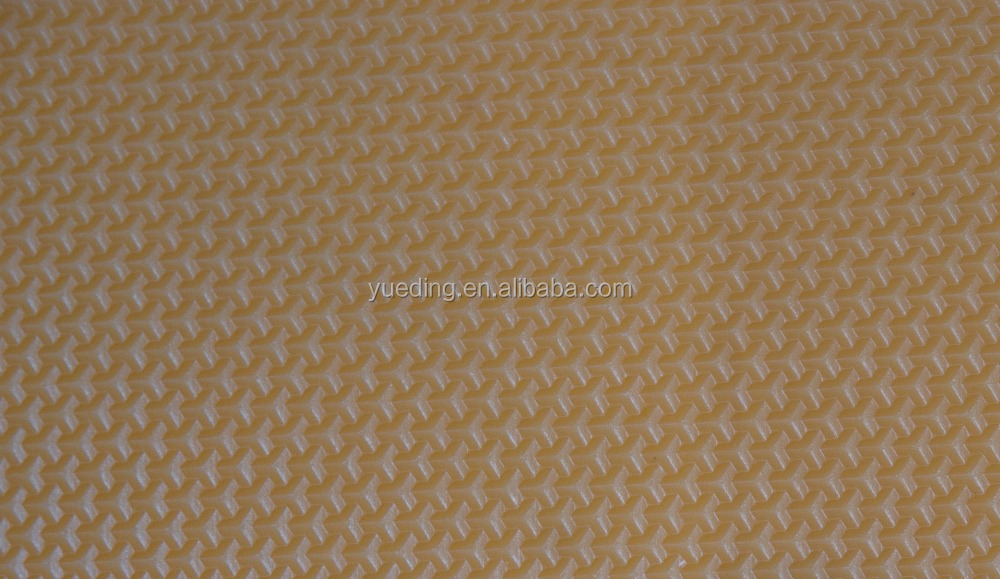 Eco-friendly Custom Made Non-slip Natural Rubber Shoes Sole Sheet