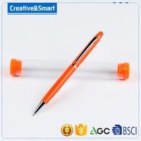 Personalised cheap price touch screen stylus ball pen refill
