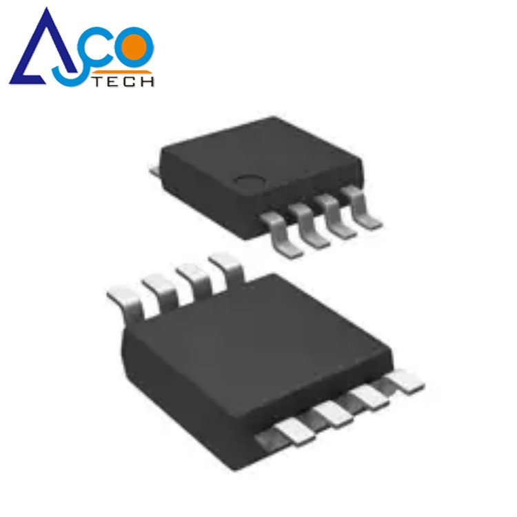 MAX4003EUA+T IC LOG AMP RF DETECT 45DB 8-MSOP RF Detector IC Cellular for Cellular Handsets