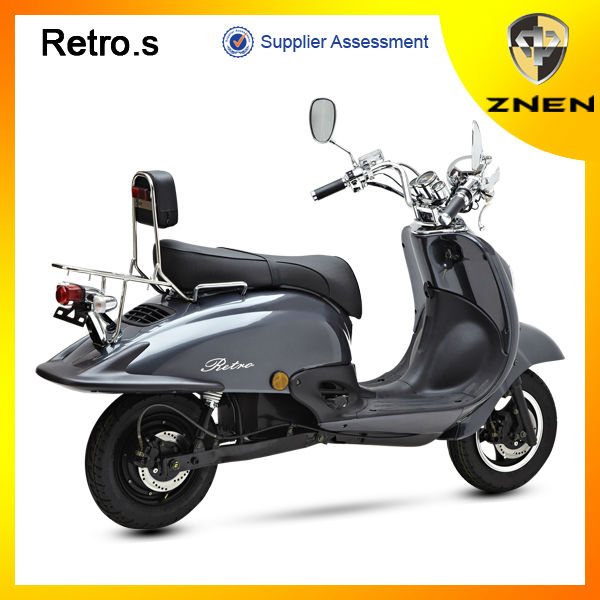 Electric scooter 1500w 60V28AH EEC certificate with Removable Lithium battery