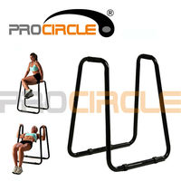 Muscle Building Gym Push Up Machine