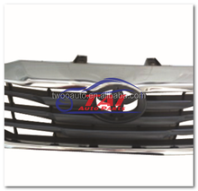 OUTSIDE GRILLE HALF CHROMED FOR TOYOTA VIGO 2008 OR 2012