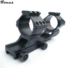 Focus Sport Wholesales 35mm riflescope rings 21mm picatinny rail weaver single one-piece rings optic Cantilevered mounts