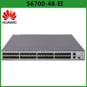 Original Huawei S6700-48-EI 48 ports 10G SFP Switch