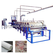 XHB Cotton embroidery backing paper making machine/equipment
