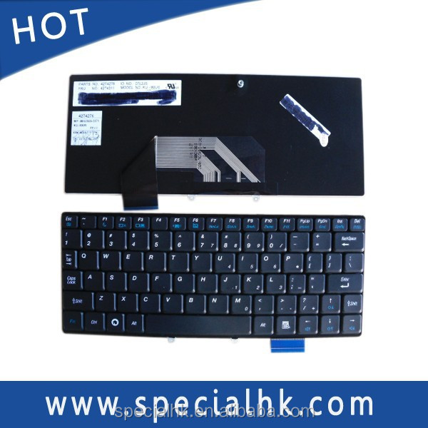 Best Quality us Backlit Laptop Keyboard for Lenovo S9 S9E S10 S10E M10 M10W S20 Series