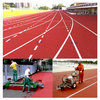 UV stable epdm rubber granules/mixing pu glue for sports courts flooring/playgrounds-g-y-160311-1
