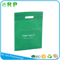 Good quality easy carry apperance durable non woven shopping bag