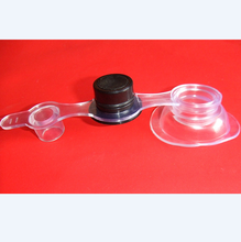 plastic small air valve boston valve for inflatable toys