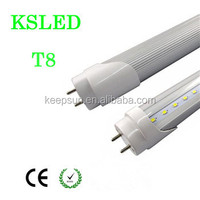 Easy install CE ROHS 2ft 3ft 4ft 5ft 6ft life span fluorescent tube led T8 tube ligth 9W-36W 85-265V competitive price