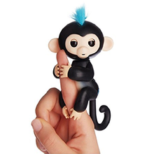 The best Halloween Christmas Gift Kids Toy Interactive Baby Monkey Finger Toy