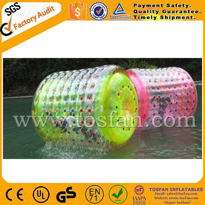 Water roller inflatable hamster ball for kids and adult TW546