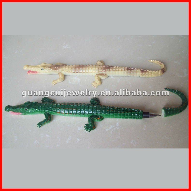 fashion crocodile pen
