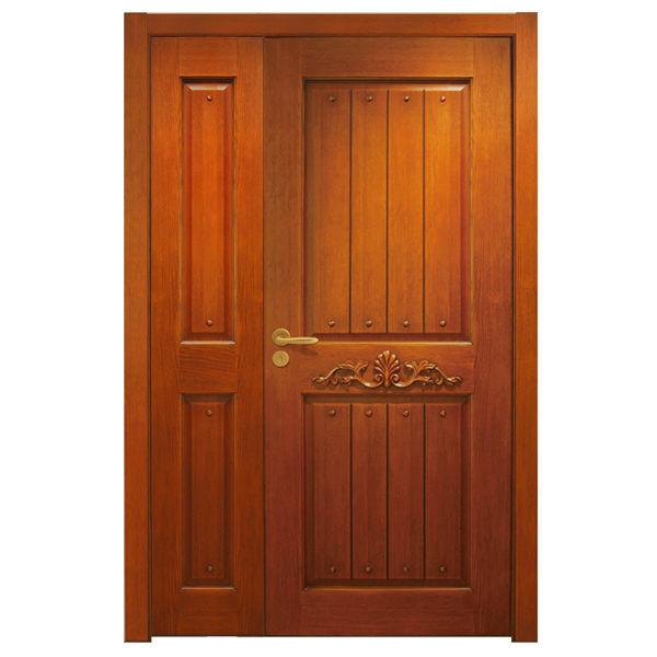 2014 new design modern south indian front wooden main door design