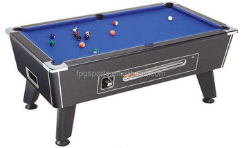 7ft/8ft/9ft coin-operated pool table COP101