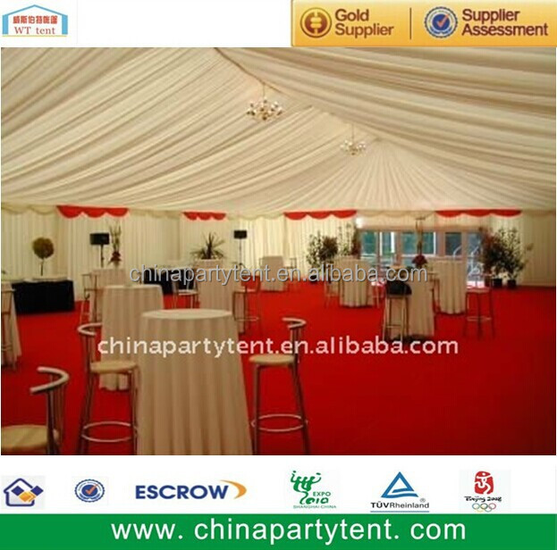 High quality Air conditioned tents for events wedding party