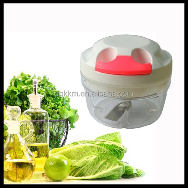 Kitchenware mini food Chopper, Garlic shredder, Speedy vegetable Chopper with good quality and factory price