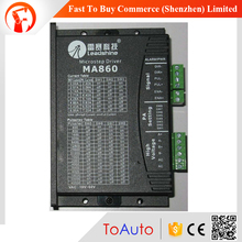MA860 leadshine microstep driver 2 phase ac motor speed controller