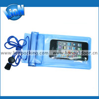 China supplier wholesale water proof bag,beach bag,cell phone bag