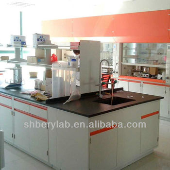 Chemical Resistant Laboratory Workbench