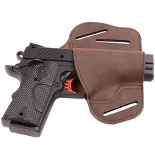 Factory Direct Customized Wristband Leather Holster Gun