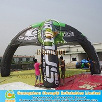 Advertising dome inflatable tent canopy for sale