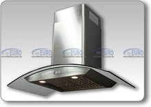 "30"" Canopy Wall Mounted Chimney Stainless Steel Cooker Hood"