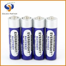 Professional supplier iec r6 aa battery in good performance