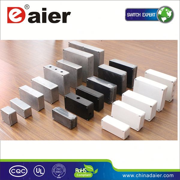 DAIER lockable polyester fiberglass box