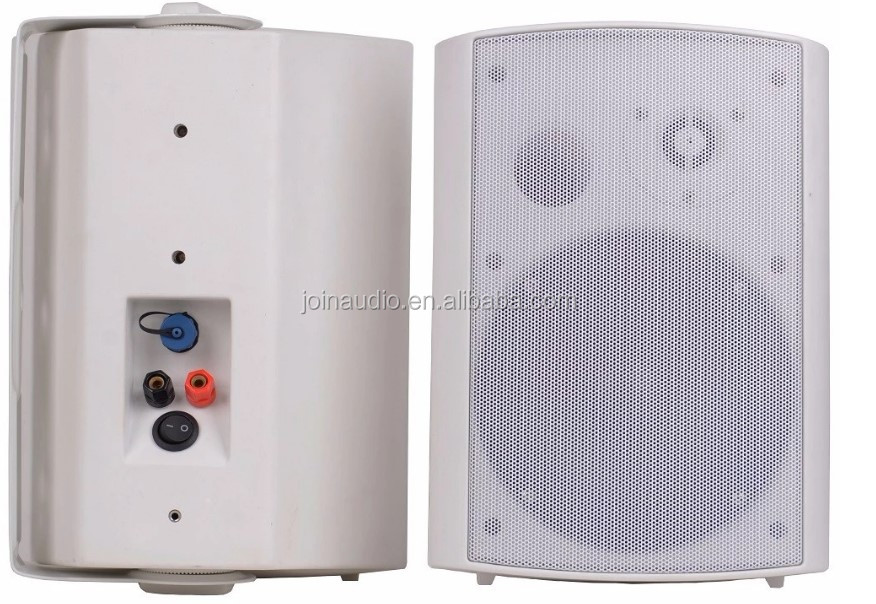 40W 6.5 inches weatherproof Active Wall Mounted Speaker