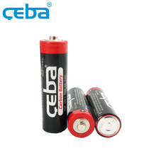 Long-Lasting R6P 1.5V AA Dry Zinc Carbon Battery