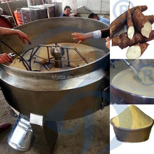 Garri processing cassava gari making machine