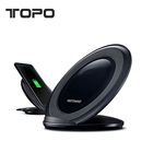 Fast universal mobile phone stand power mat qi wireless charger pad mobile phone accessories charger for samsung for iphone X 8