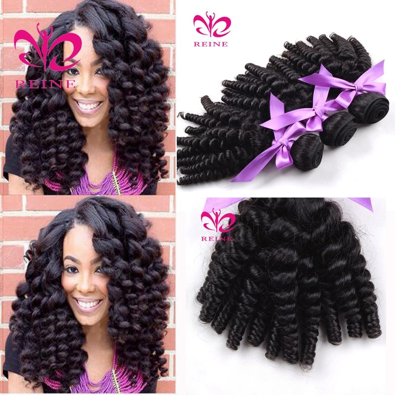 Unprocessed Hair Extension High Quality Factory Price Best Selling Virgin Wholesale spiral curl human hair