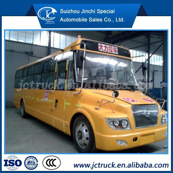 bus set 56 seat bus color design