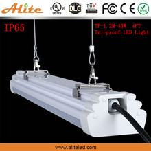 1200mm 4FT 45W IP65 LED waterproof TUBE LIGHT LED tri-proof light