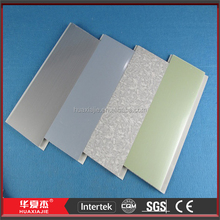Used Extruding PVC Plastic Garage Ceiling Panel