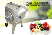 304 Stainless Steel French Fry Cutter Machine, Potato Chips Making Machine