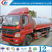 HOWO 6x6 Water Tank Truck 20000 Liters Used Water Truck