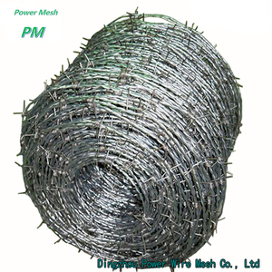 HeBei barbed wire factory produce low price concertina razor barbed wire weight per meter