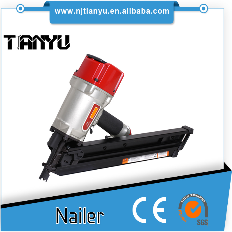 High Quality pneumatic source air tool framing nail gun similar to paslode