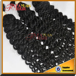 Just For You!!! Unprocessed Ocean Tropic Tight Curls Extensions. Wefted 5A Virgin Human Hair Indian Deep Curly