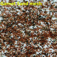 cost effective blasting abrasive For Sand Blast and Water Jet Cutting Almandine Garnet