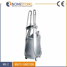 M8+2 vacuum cellulite massage fat removal cavitation machine