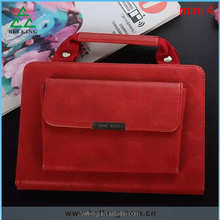 2016 New Armhand Tablet Case For ipad mini 4 With Phone Bag For Universal phone