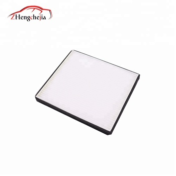 China Factory Make White Car Air Cabin Filter For Geely EC7