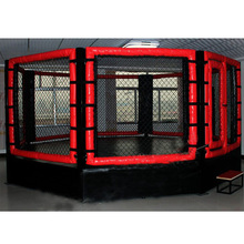 Boxing Ring Used Octagon Mma Cage For Sale