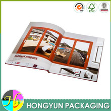 China factory price book printing service, hardcover book printing