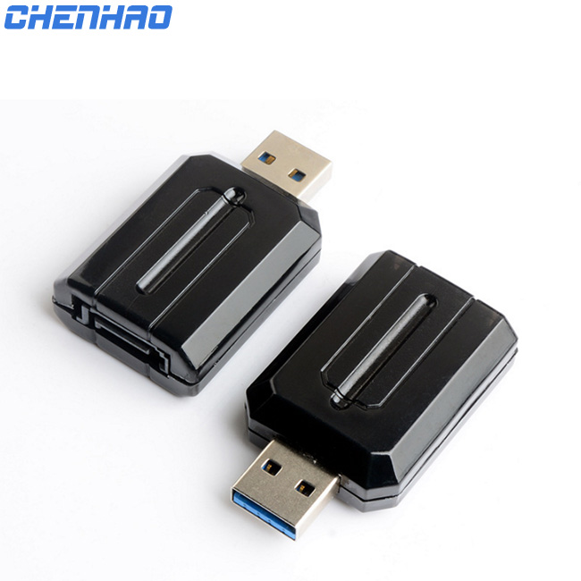 "Super speed 5Gbps USB 3.0 to eSATA external SATA Convertor Adapter for 2.5"" 3.5"" hard disk"